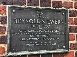 Reynolds Tavern Annapolis MD11_1